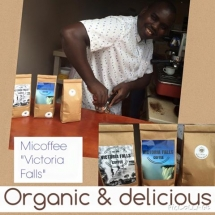 organic freshly ground coffee retail